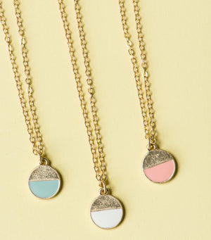 Colorful Life Necklace Set