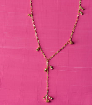 Rose Vine Necklace