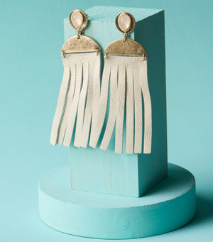 Glam Fringe Earrings