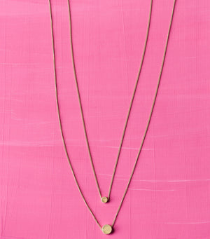 Full Sun 2 Piece Necklace Set