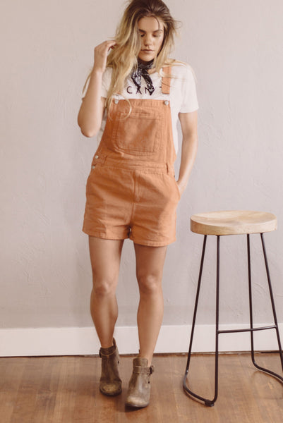 Shaded Overall Short