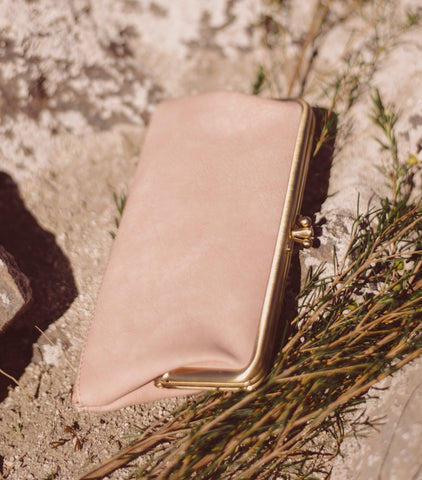 Everly Wallet - Rose Water