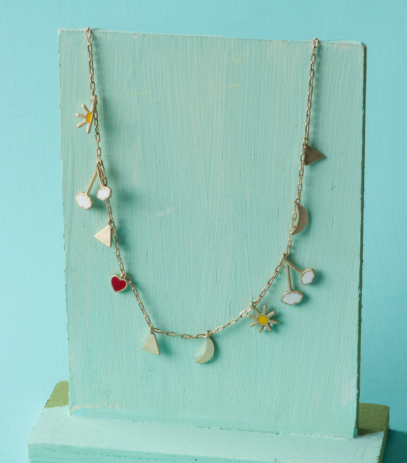 Sunny Day Necklace