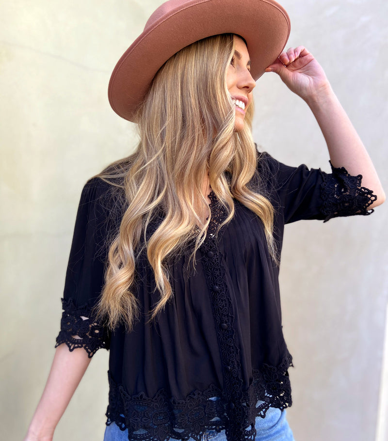 Andalusia Blouse