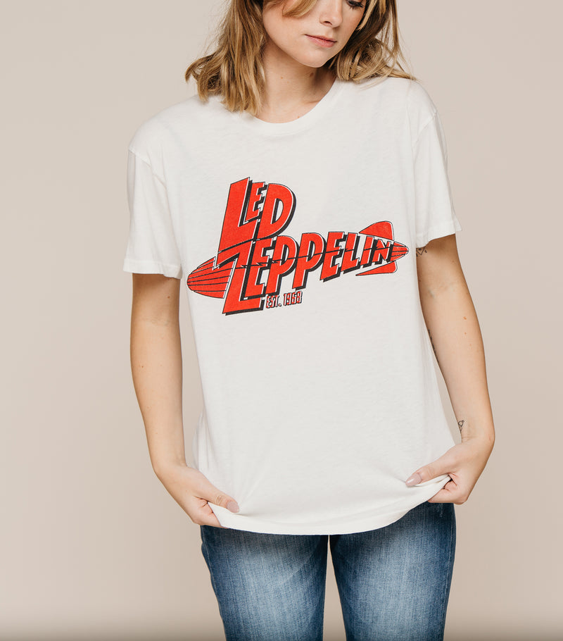 Led Zeppelin Est. 1968 Weekend Tee