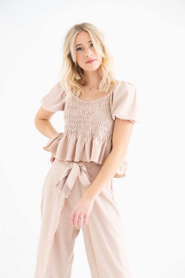 Needed A Lot Top