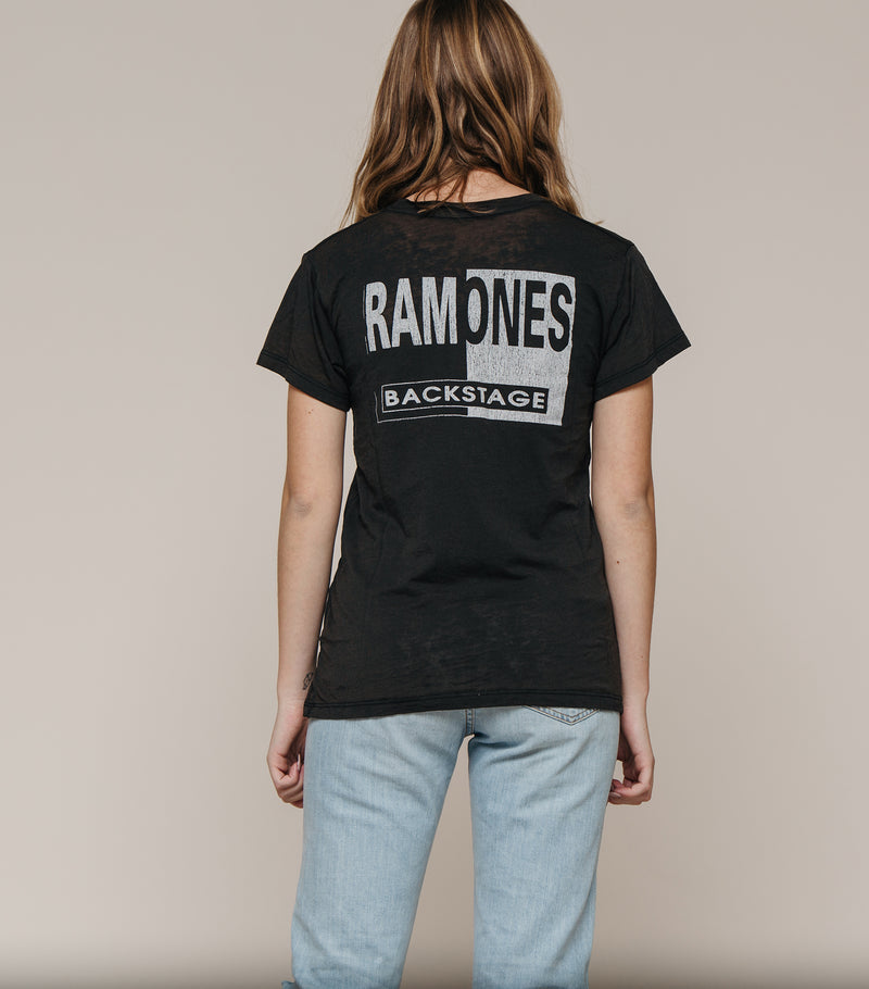 Ramones Backstage Slim Burnout