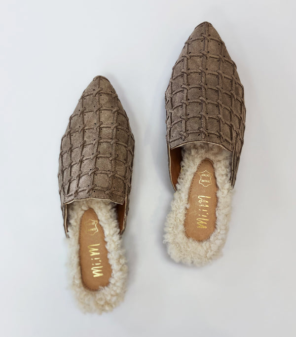 Lavinia Weaved Loafer