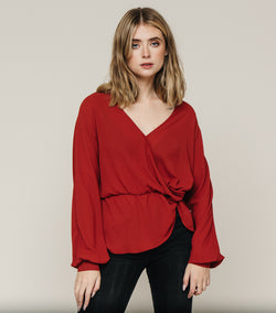Sadie Twist Top