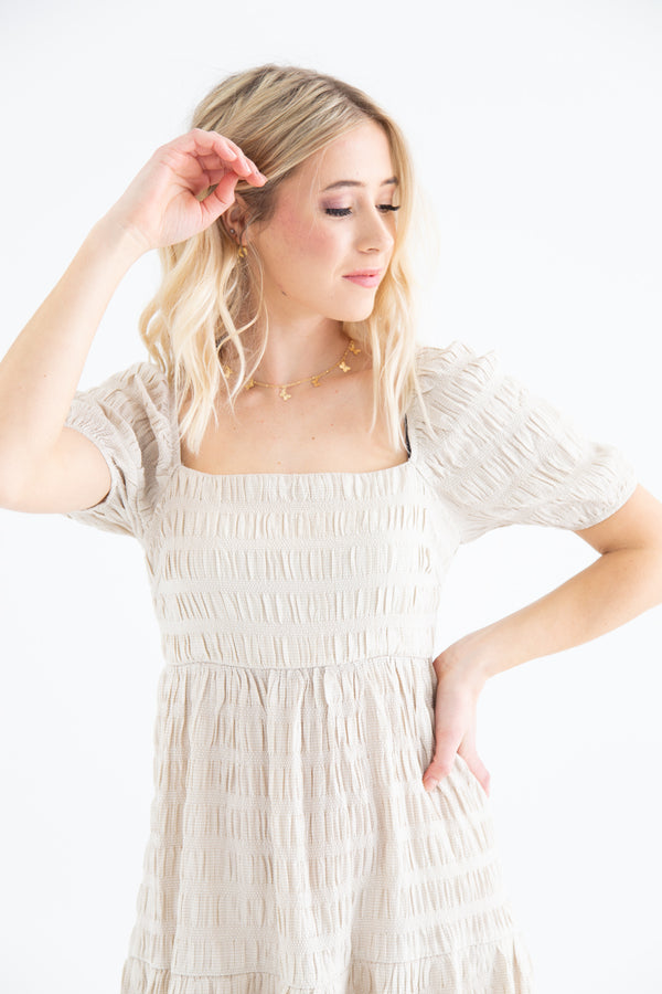 Only Yesterday Dress
