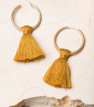 Tassel Queen Earrings