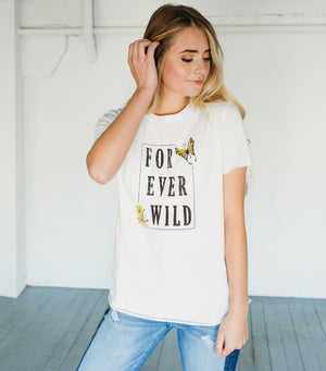 Wild Forever Tee