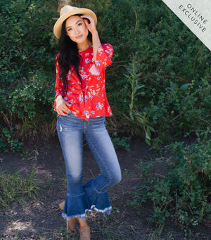 Living Floral Blouse