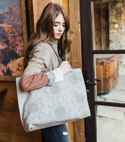 Maegan Bag-Grey
