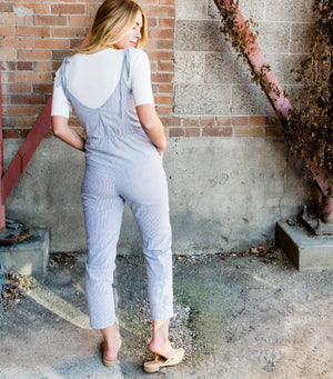 Fair Game Jumpsuit
