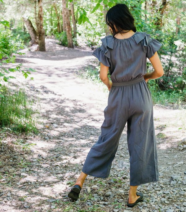 Walk In The Park Jumpsuit