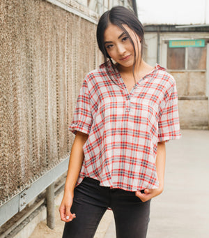 Perfect Summer Plaid