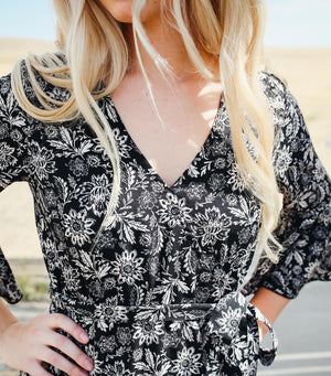 Double the Details Dress