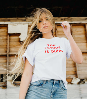 The Future is Ours Tee