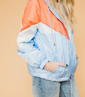 Sporty Windbreaker