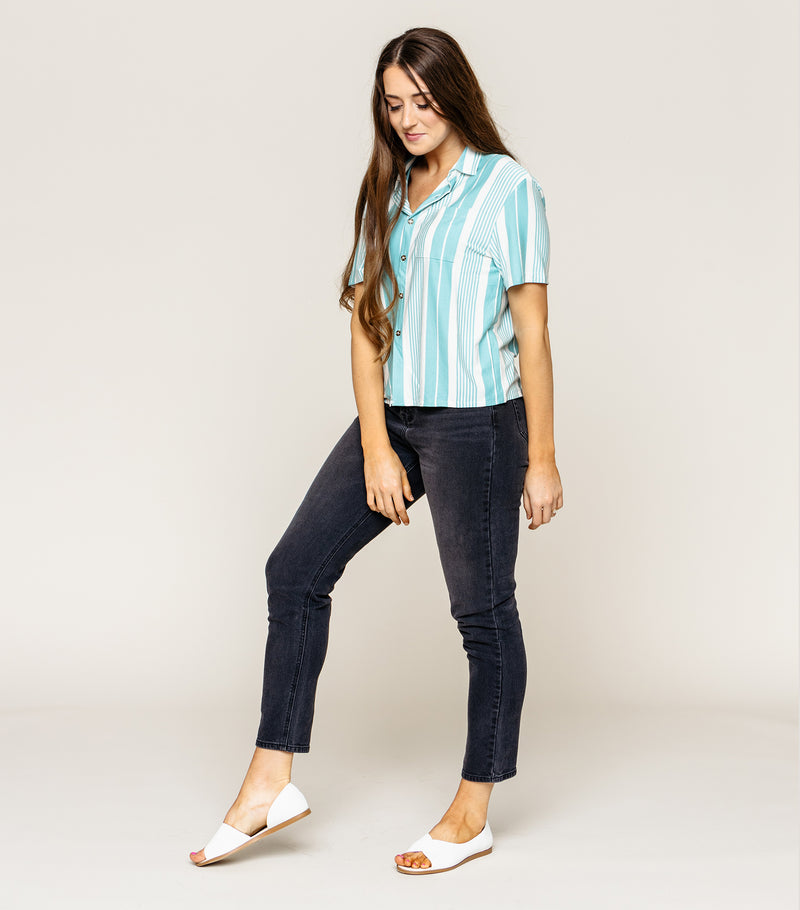 SOS STRIPE TOP