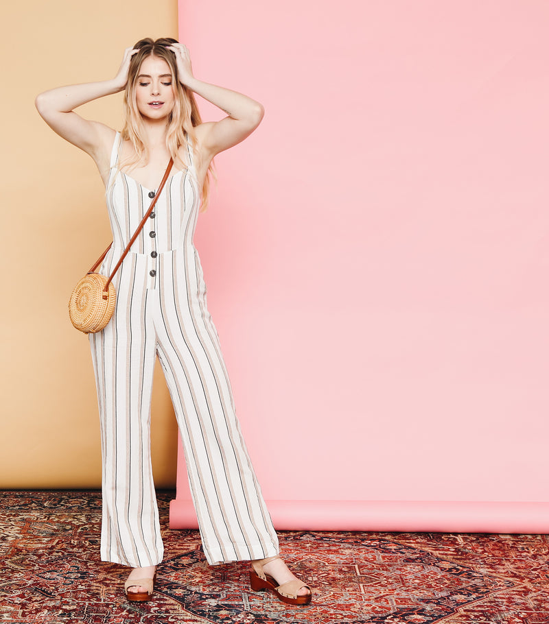 Ray Of Sunshine Jumpsuit