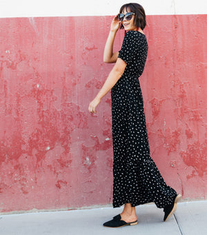 In the Brush Maxi Dress
