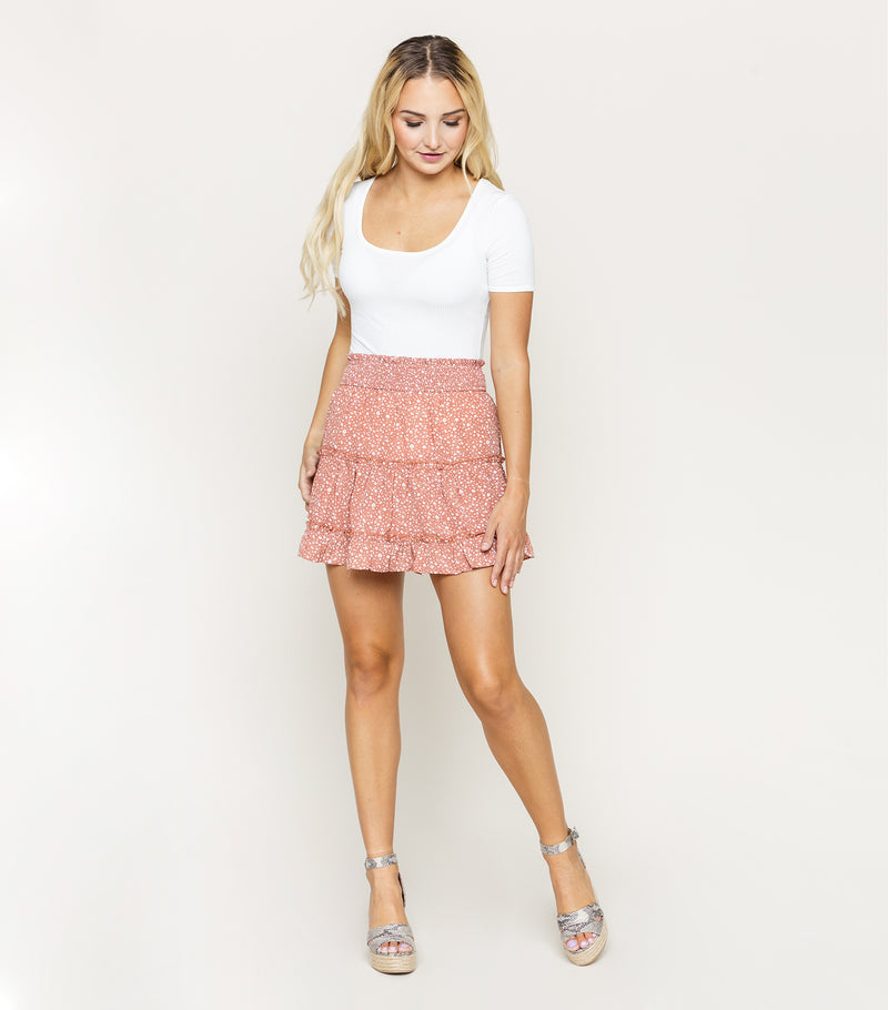 Too Little Too Late Skirt
