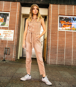Margo Overall Jumpsuit