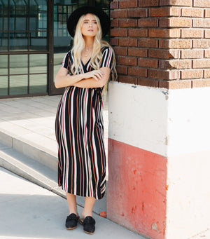 Rad Stripe Dress