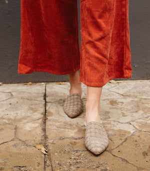 Lavina Weaved Loafer