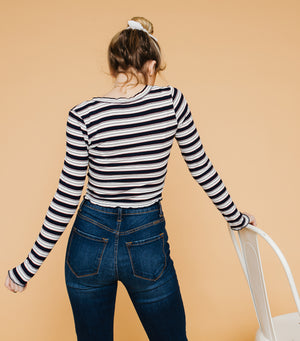 Lollia Stripe Tee