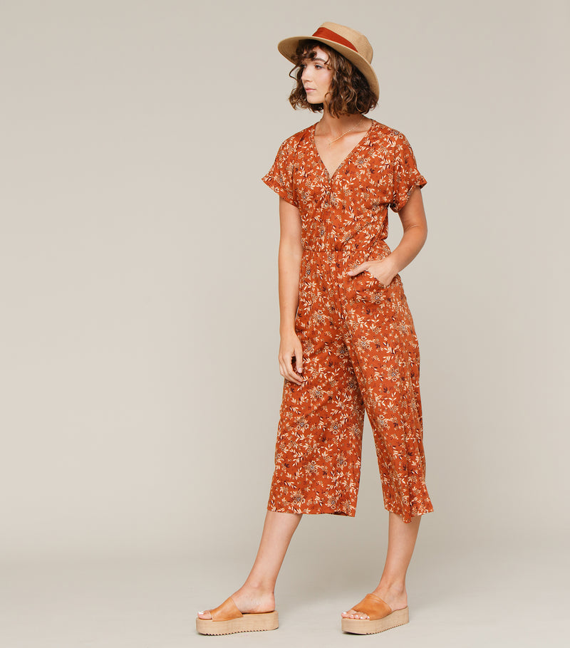 Sweet Like Honey Jumpsuit