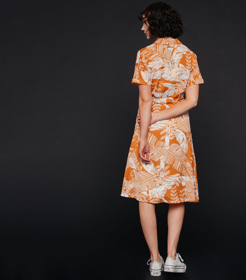 Desert Palm Dress