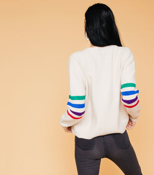 Sugar Rush Stripe Sweater