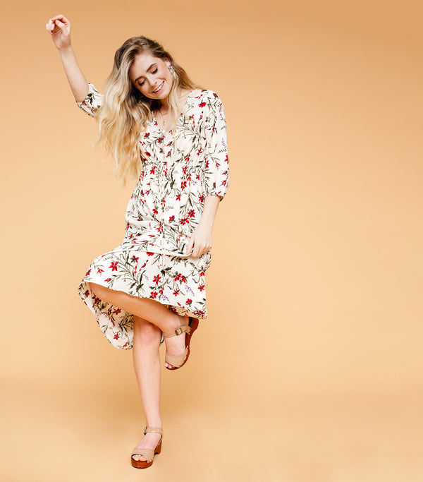 Love Blooms Dress