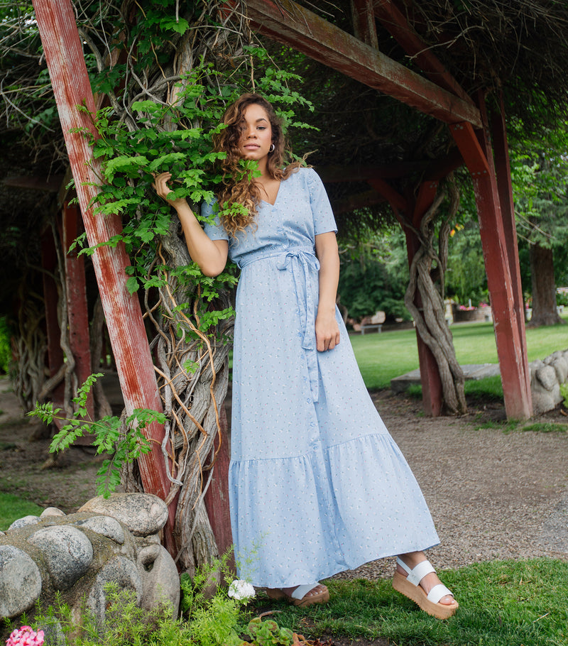 Caught Up In You Dress