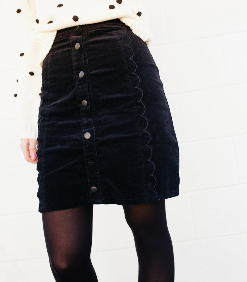 Go-To Holiday Skirt