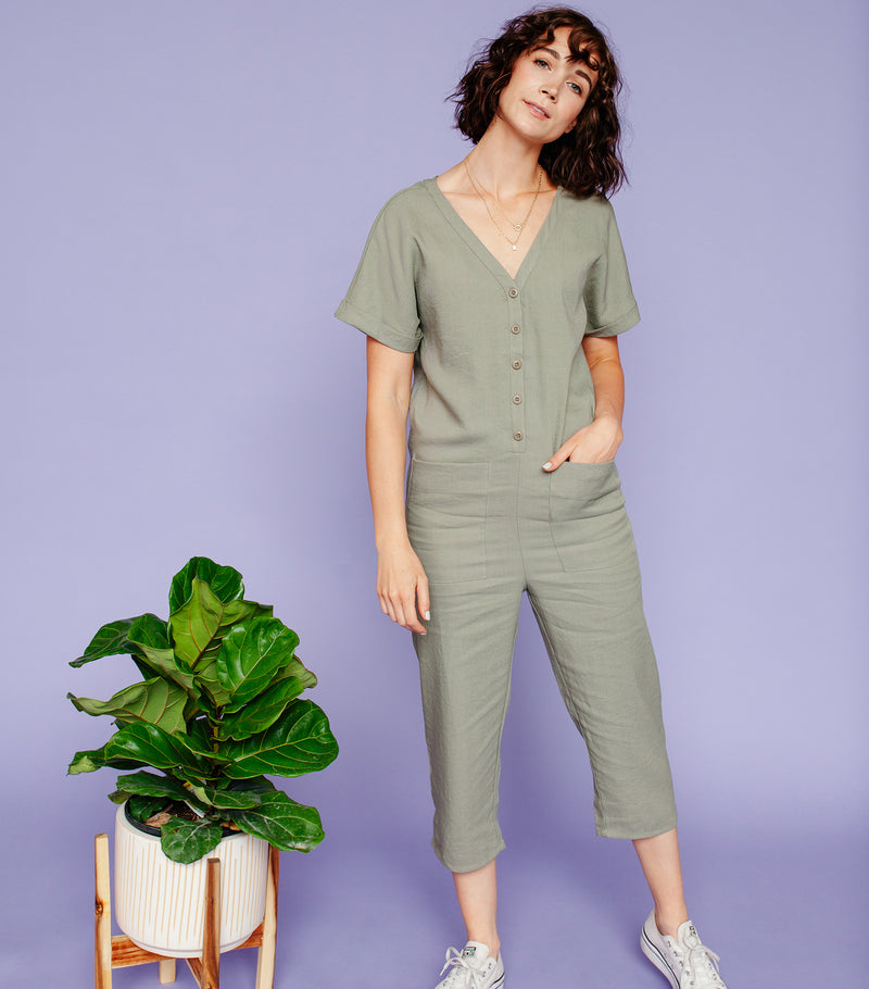 Call It Good Jumpsuit