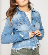 Daneen Denim Jacket