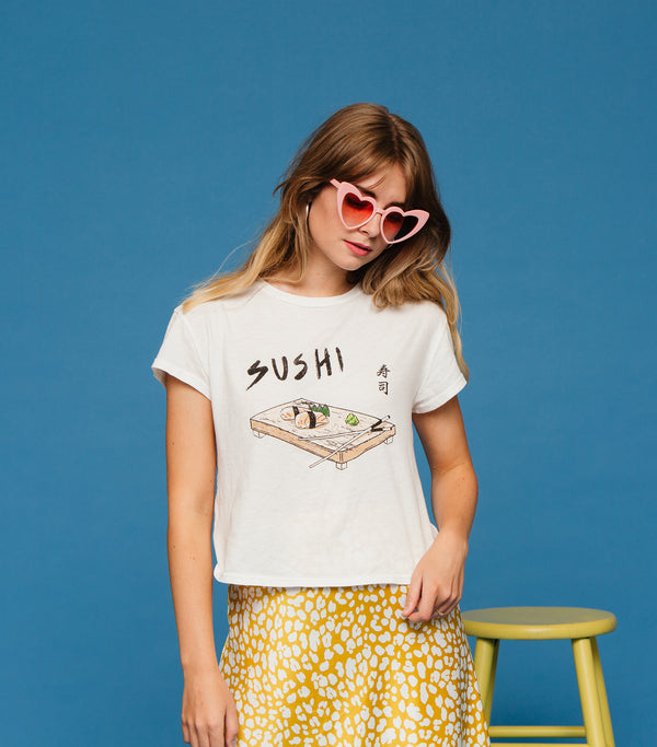 Sushi Graphic Tee