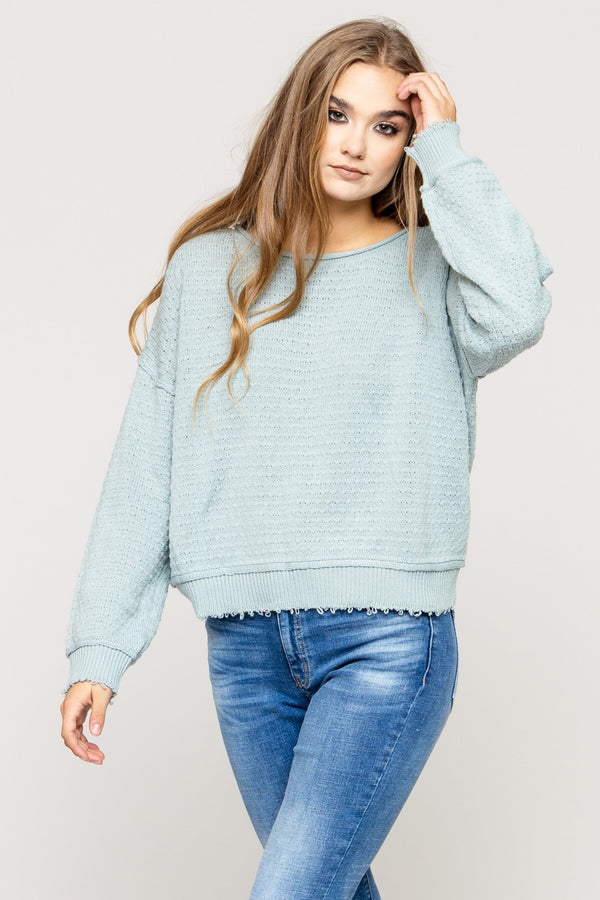 Clouded Sweater
