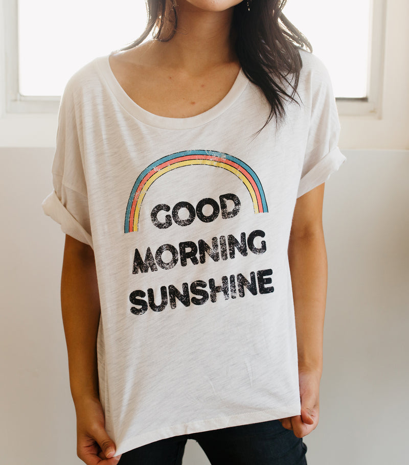 Good Morning Sunshine Tee