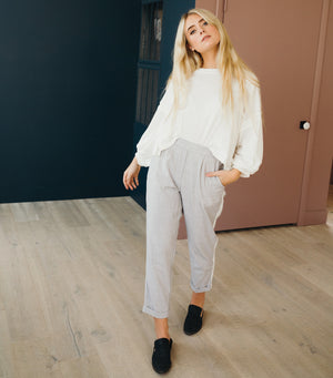 Sporty Stripe Pant