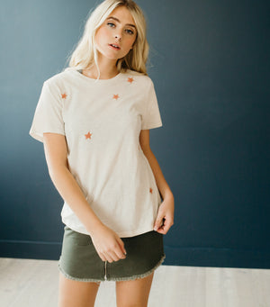 Scattered Star Tee