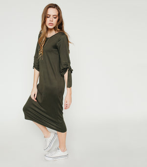 Call It Cozy Dress