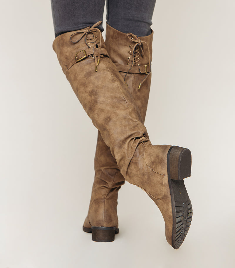 Daja Over The Knee Boot