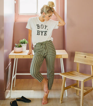 Low Tide Capri Pant