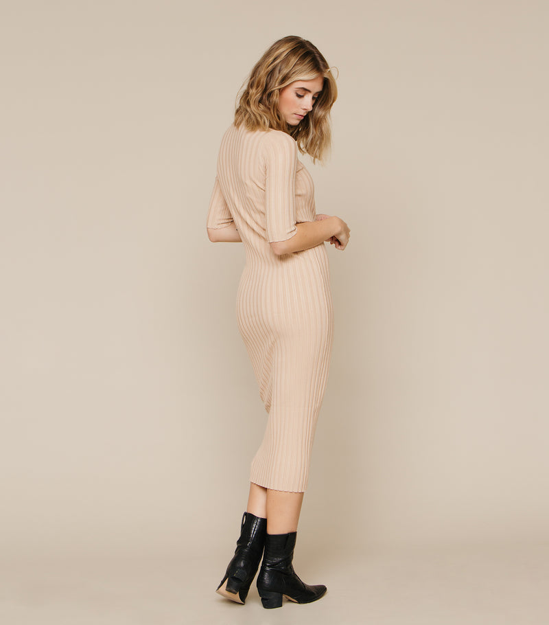 All Day Long Sweater Dress