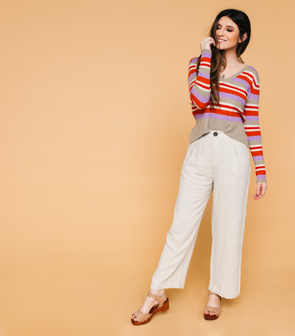 Beverly Button Up Pants